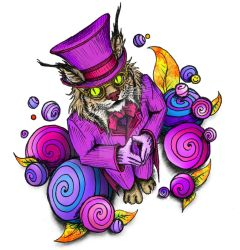 Mad Catter by arracraidira