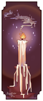 Candle by AnotherPie