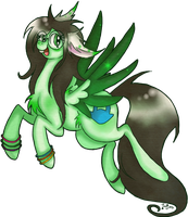 My little Jade by Pony-UnTastic