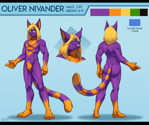 CM: Oliver Reference by NegaNeon