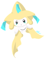 Pokemon - Jirachi by PirateGod3D2Y