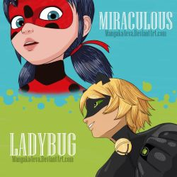 Miraculous Cuties by Mangaka4eva