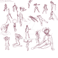 3-24-2017 Gestures by ZokuArts