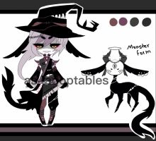 Monster spirit adoptable CLOSED by AS-Adoptables