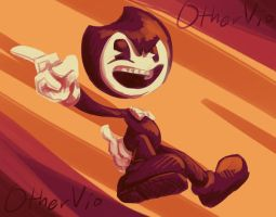 Bendy Color Practice by OtherVio