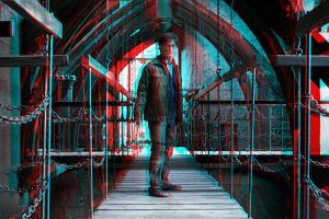 Harry Potter 3D Anaglyph by xmancyclops