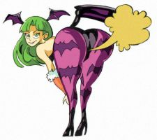 Morrigan Fart by Paisley2themax