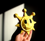 Shine Sprite Papercraft by RidgeTroopa