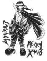 SANTA --killua version-- by panchan77