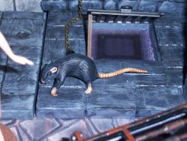 Giant Rat by MisterBill82