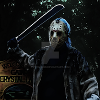 Welcome to Camp Crystal Lake by PsycoJimi