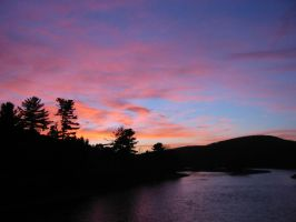 Callicoon Sunset -- big by Talec