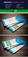 Free Business Card Template by Arahimdesign