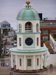 Halifax Clock Tower by AmyTheFreak