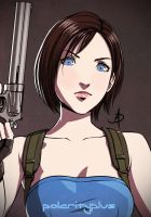 Resident Evil - You want stars? by polarityplus