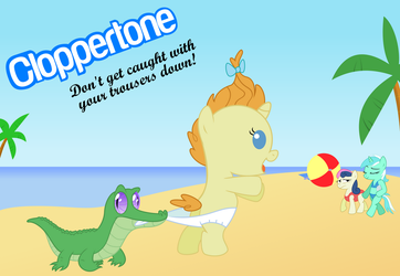 'Nother Vector - Cloppertone by Drewdini