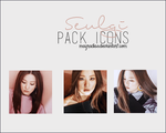 Seulgi - Icons 2 by mayradias