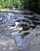 Pools at Meadow Run by Bennuendo