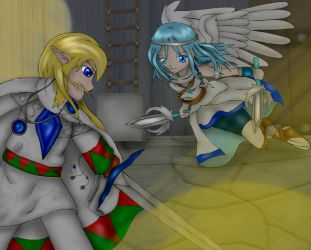 Round 2 Battle 1 By Lady Of Link