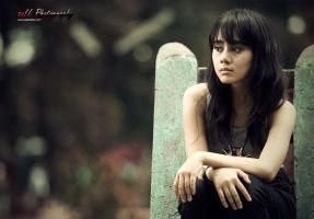Waiting by paten