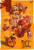 FLCL by Themrock