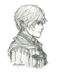 Robin Sketch by Or003