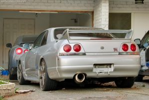 GT-R Duo by SeanTheCarSpotter