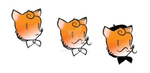 Monsieur Fox by Tiialle