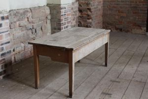 Wooden Table 1 by fuguestock