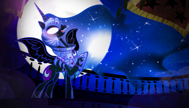 The Night Shall Last Forever by PixelKitties