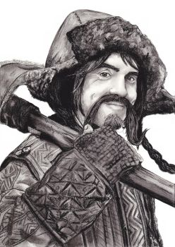 [The Hobbit] Bofur by BouSaitou1995