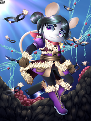 Celia, Mouse Ninja by IceCream-Yo