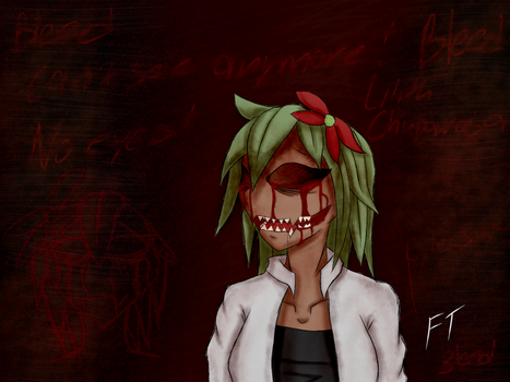 Starbound - Eyeless Lilith by Flak97