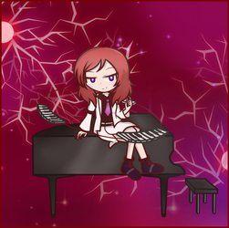 Phantasmal Pianist by dihaiqal