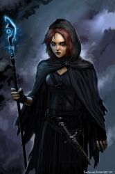 The Accursed Shadow by SirTiefling