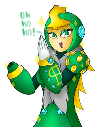 Cash Woman (Gift) by SnowmanEX711
