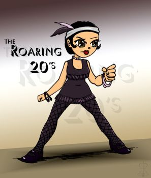 The Roaring 20's by heartking52