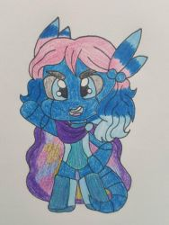 Chibi Astral by KateTheRaccoon