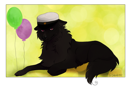 [Gift] May Day by snowburntt