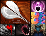 Hearts Aflame Calendar by NatalieKelsey