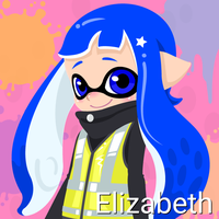 Elizabeth (14 Years old, Inkling Form) by Brightsworth-Heroes