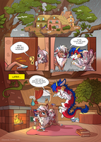 Magic Ethuil - page 5 by StePandy