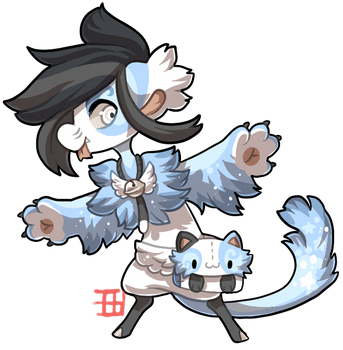 #611 Legendary BB - Flying Kitten Auction closed by griffsnuff