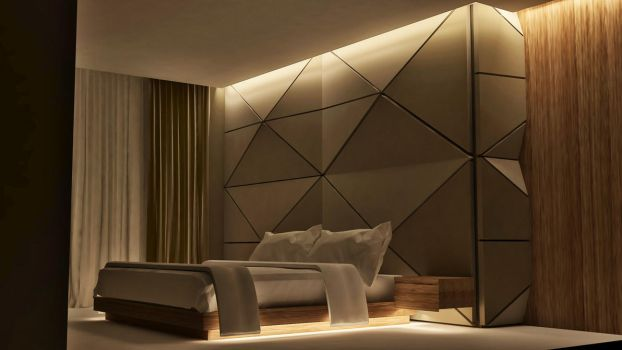 Master Bedroom by hayriyepinar