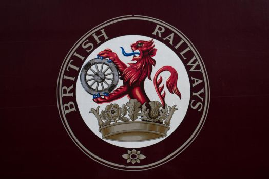 British Railway Logo by funknhell