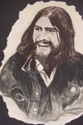 George Harrison by MatildaWoodhouse