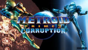 Metroid Prime 3: Corruption by CSDWallpapers