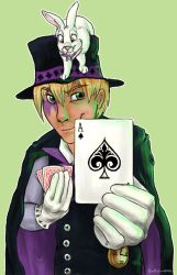 Card Trick by BooYeh