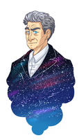 12th Doctor by MinuetteTune