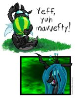 Yeff, Yuh Mavvefty! by TexasUberAlles